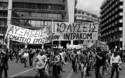 Greece – The Exodus