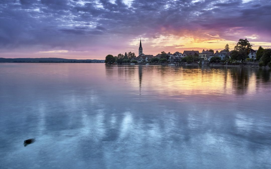 A nature as diverse as the State's culture: Lake Constance