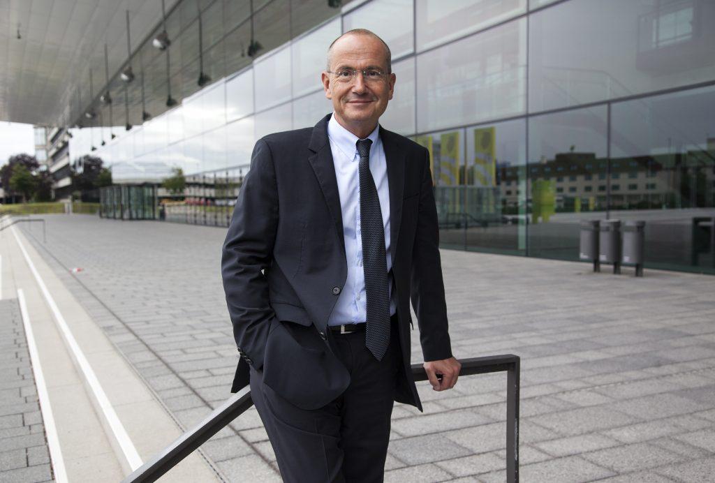 Dr. Walter Rogg, Wirtschaftsförderung Region Stuttgart, W. Mierendorf