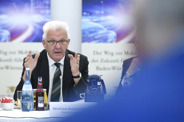 "Winfried Kretschmann: ""A fertile ground for innovation"""