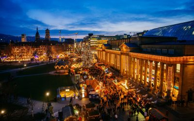 Christmas Market: the most wonderful time of the year