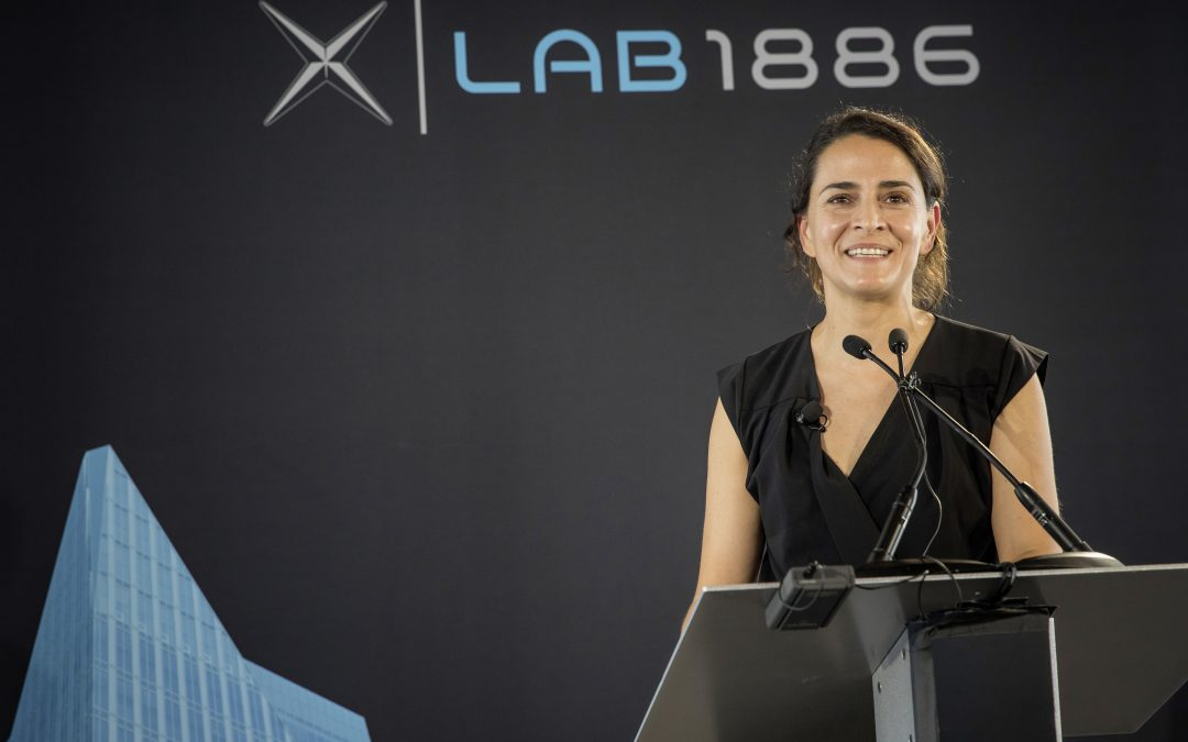 Lab1886: The best of two worlds – Daimler's way into the start-up scene