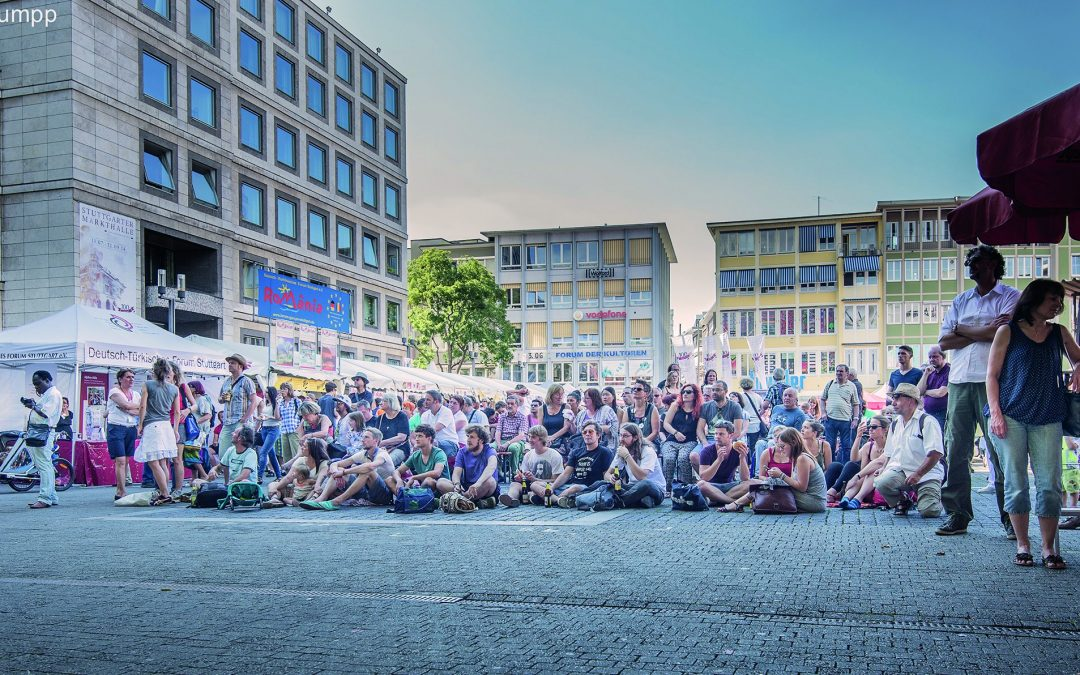 "Forum der Kulturen: ""Making diversity visible"""