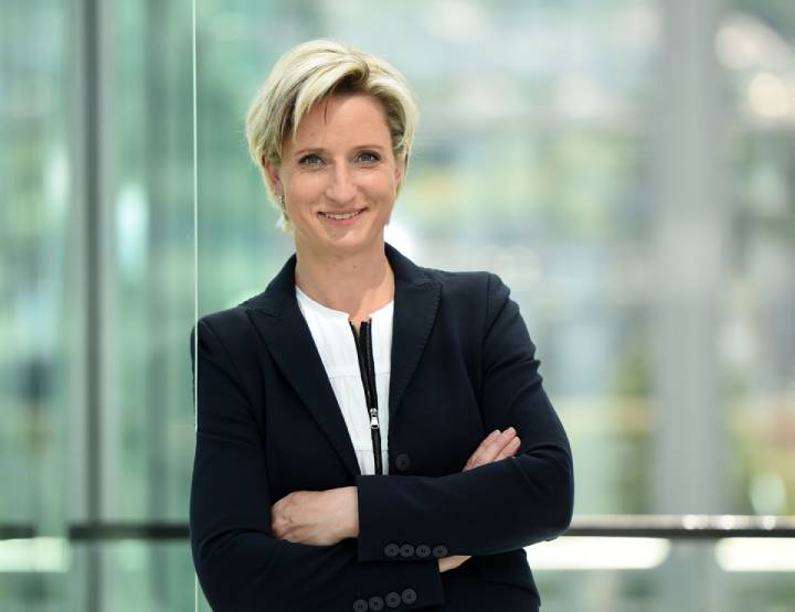"""Dr. Nicole Hoffmeister-Kraut: """"Competitiveness is not to be taken for granted"""""""
