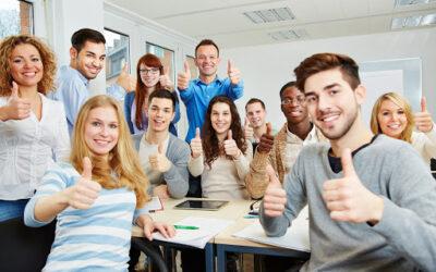 International students prefer technology