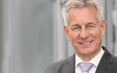 """Dr. Eberhard Veit: """"There is a real new spirit of optimism"""""""